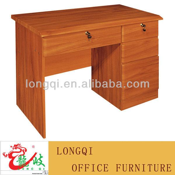 modern new design three lockable drawer with cabinet MDF ...