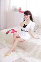 Женский эротический костюм Midnight charm KTV f4