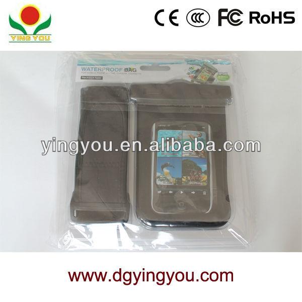 China manufactory wholesale waterproof bag with armband