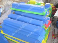 inflatable big dragon water slide 50x15x13.8m