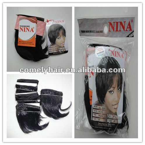 Fashionable Kanekalon X-pression Daniella Synthetic Hair Weaving