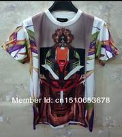 Новый кристалл c цвет подсолнечника крест хлопка с короткими рукавами футболки для мужчин и женщин, Верховный
