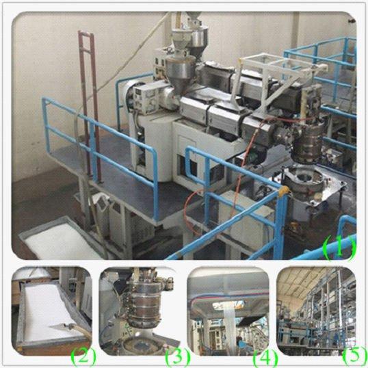 Polyolefin Plastic Wrapping Film With FDA Standard