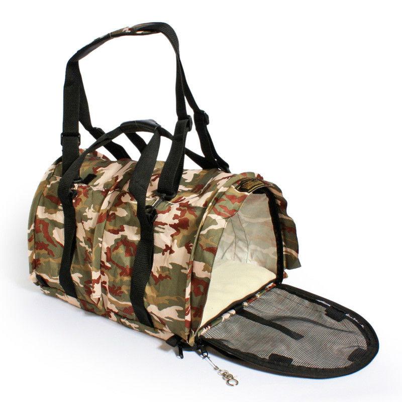 Designer Pet Carriers,Sturdibag Flexible Height Pet Carrier Dog & Cat Fashion Bag