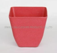 Цветочный горшок garden pot / planter fiber flower pot /eco friendly flower pot