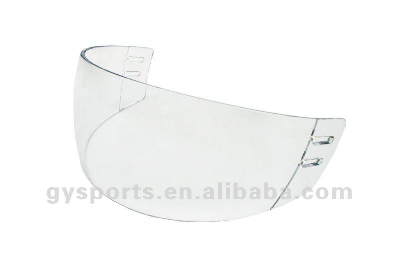 Ice hockey Visor Guaranteed 100% Shield Face Guard helmet visor decals double visor