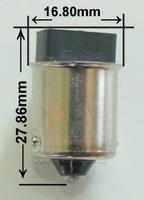 20 x t10 клин преобразование ba15s bau15s 1156 лампы адаптер