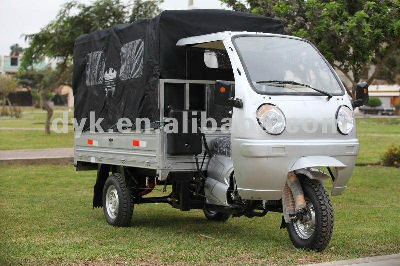 250cc KA250W-E Cargo Passenger Tricycle