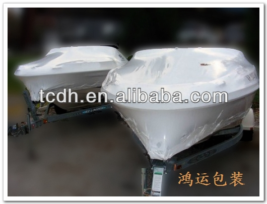 PE Material and Shrink Film Type PE Shrink Film