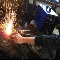 Установка для дуговой сварки New Multifunctional machine 4 in 1 inverter welder tig/mma/cut pulse welder welding machine 520tscp