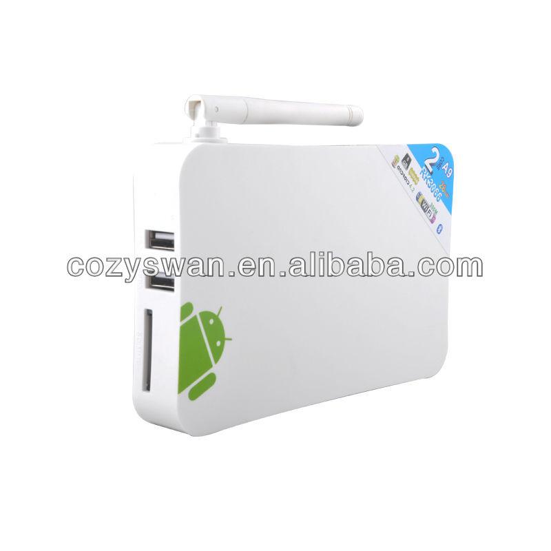 MK821 Dual Core 1GB DDR3 8GB Flash Google Android TV Box