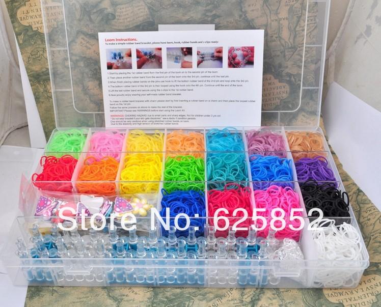Как сделать коробку для резинок плетения браслетов - ЛЕГИОН