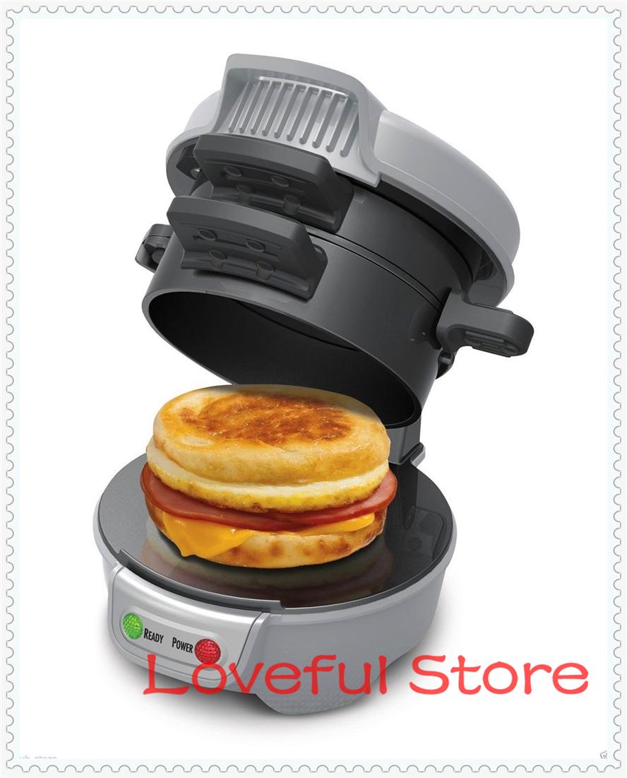 Magia ferramenta de almoço almoço Sandwich Maker W / ovo, Bacon ...