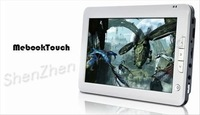 7 inch anti-glare touch screen 4GB  E-Book Readers 800X480 high resolution ebook reader Free shipping with media player