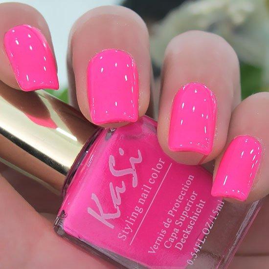 Все цвета лака для ногтей