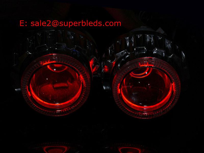 Hid bi-xenon headlight head lamp projector lens kit for H1 H4 H7 9004 9006 9006