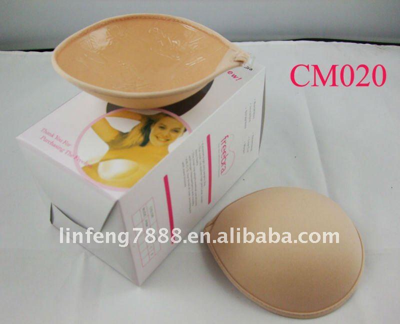 Self-adhesive cloth strapless bra CM020