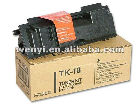 Kyocera TK18 / KM1815 copier toner cartridge