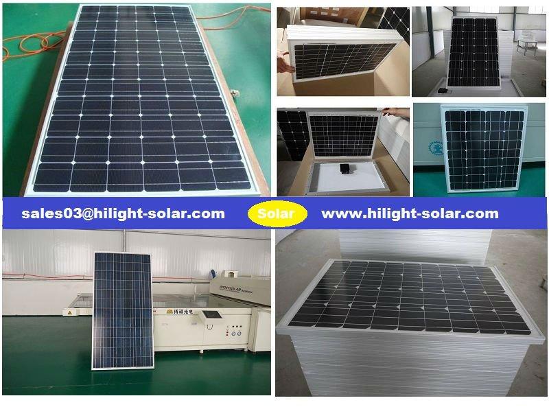 painel solar fotovoltaico 280w with INMETRO certificate