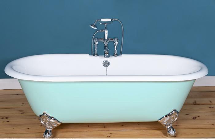 Tinas De Baño Vintage:antiguo clawfoot tina de baño