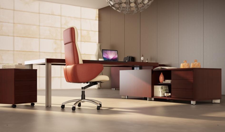 raffey moderne l forme teck placage rouge couleur bureau ex cutif table en bois id de produit. Black Bedroom Furniture Sets. Home Design Ideas