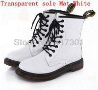 Женские ботинки Hot Selling 19 Colors Womens Mens Ankle Boots Genuine Leather Autumn Winter Boots Large Size Plus 34-43 Female Male Shoes