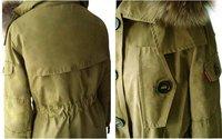 Женские пуховики, Куртки qualiyt 100%