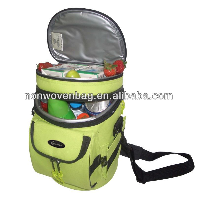 Hot sale Lunch insulated food wine cooler bag insulated wine cooler bag