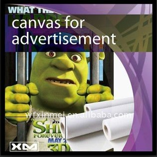 canvas for ads