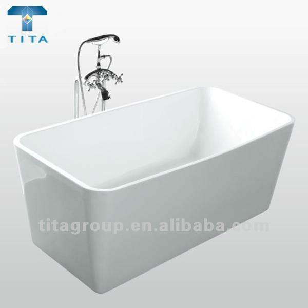 Acrilico plástico portable bathtub duchas y bañeras identificación ...