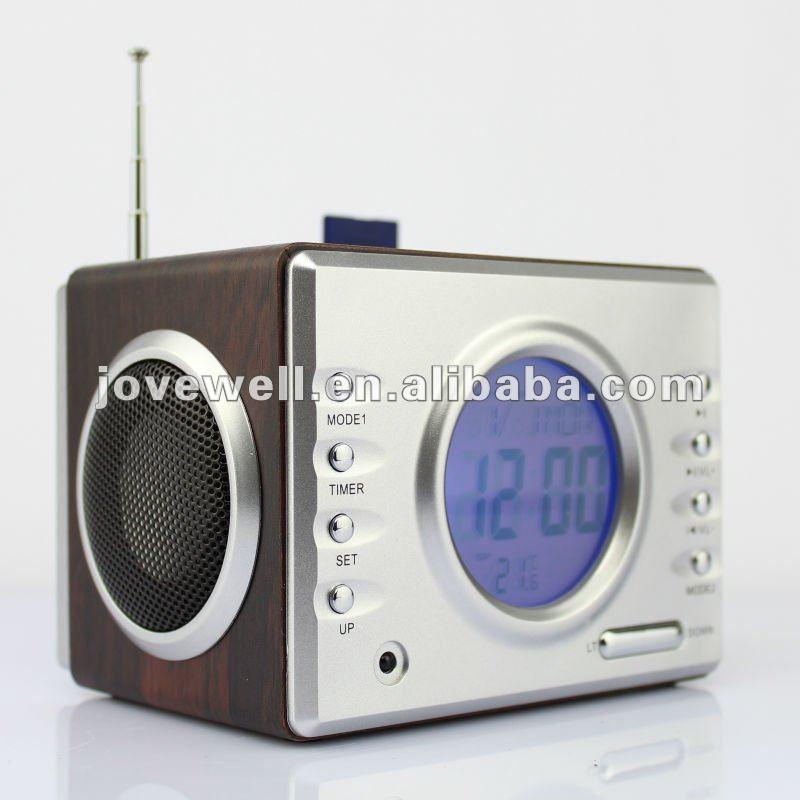 2013 portable Wooden Speaker