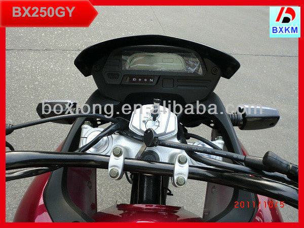 2013 New Style Made In China 250CC Motorcycle For Sale /BX250GY