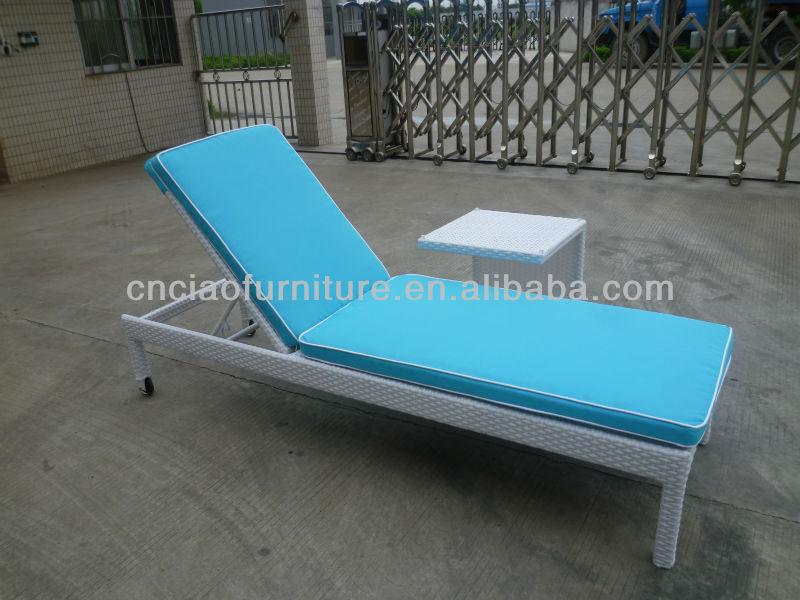 방수 야외 가구 편안한 등나무 의자 라운지 (7016 + CF665)-정원 세트 ...