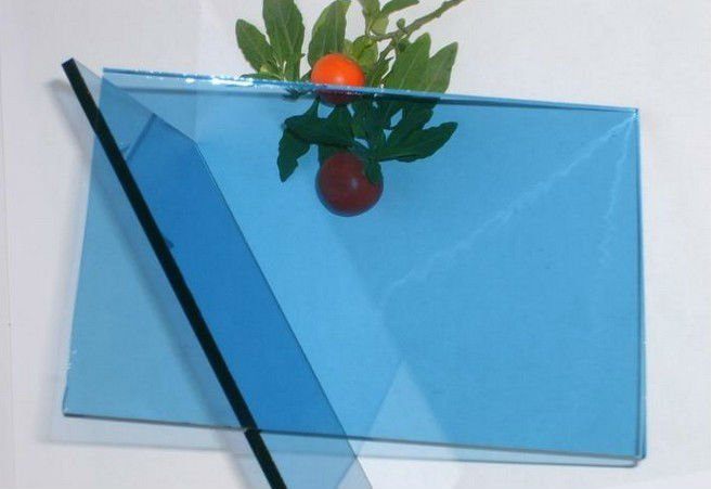 tempered colored coating glass