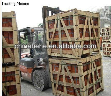 kerala steel gray clay roof tile