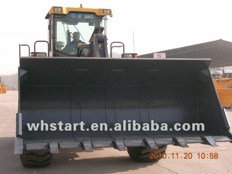 XCMG ZL50G front end wheel loader for sale 3m3 bucket china