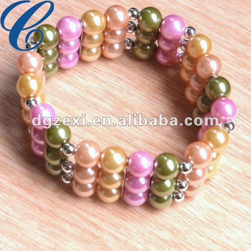 three layers bracelet