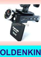 Автомобильный видеорегистратор Car DVR P6000A car camera recorder with 2.0 inch screen1440*1080 140 degreen lens 8 LED light HDMI carcam