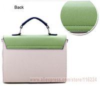 Free Shipping (1 pcs) 2012 Winter new candy colors restoring ancient ways bag Envelope woman shoulder bags 12 colors VB137