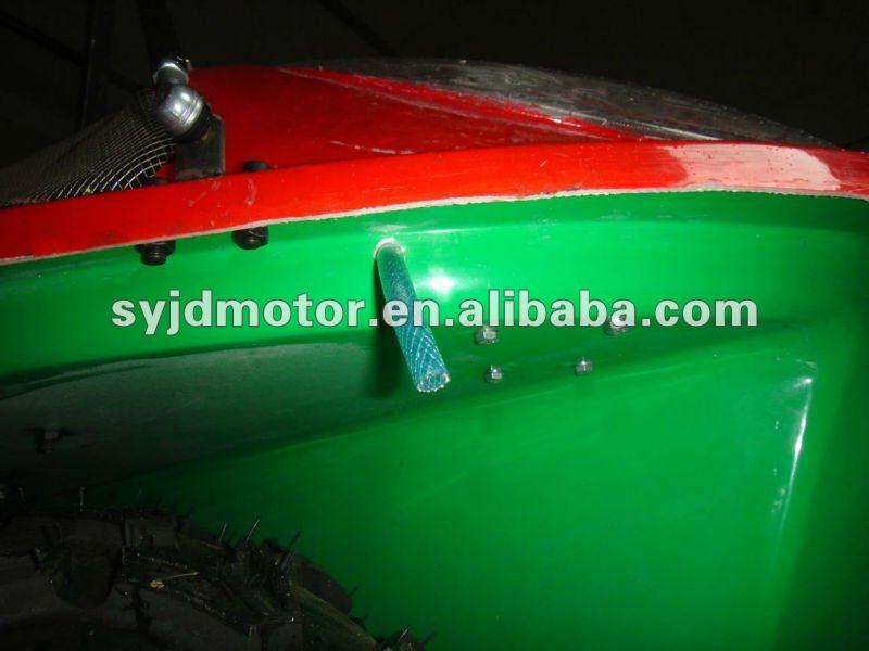 Jiangdong 8x8 Amphibious ATV