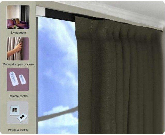 Motorized Curtain Track, Buy Motorized Curtain Track