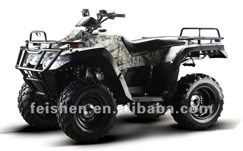 300cc off-road atv