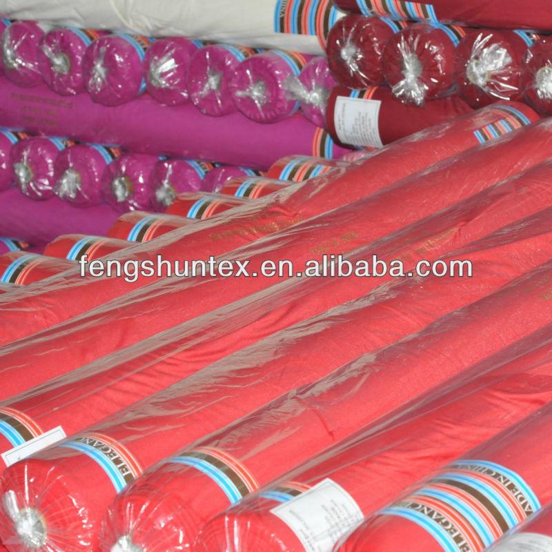 polyester Interlock fabric for sportswear