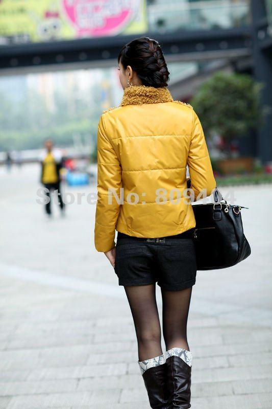 Желтый Back