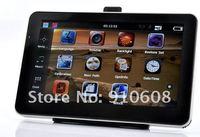Специализированный магазин 2012 new 7 Inch GPS Navigator 128MB WIN CE 6.0 NET with map