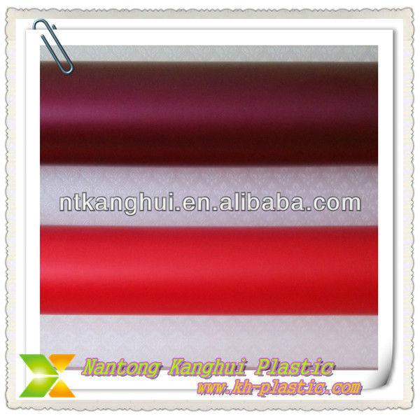 colorful pvc film