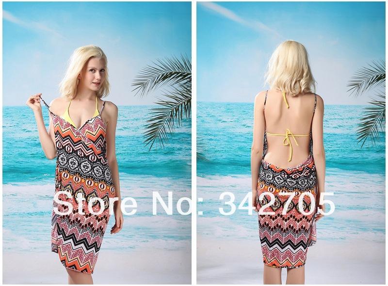 Модные Пляжные Туники Доставка