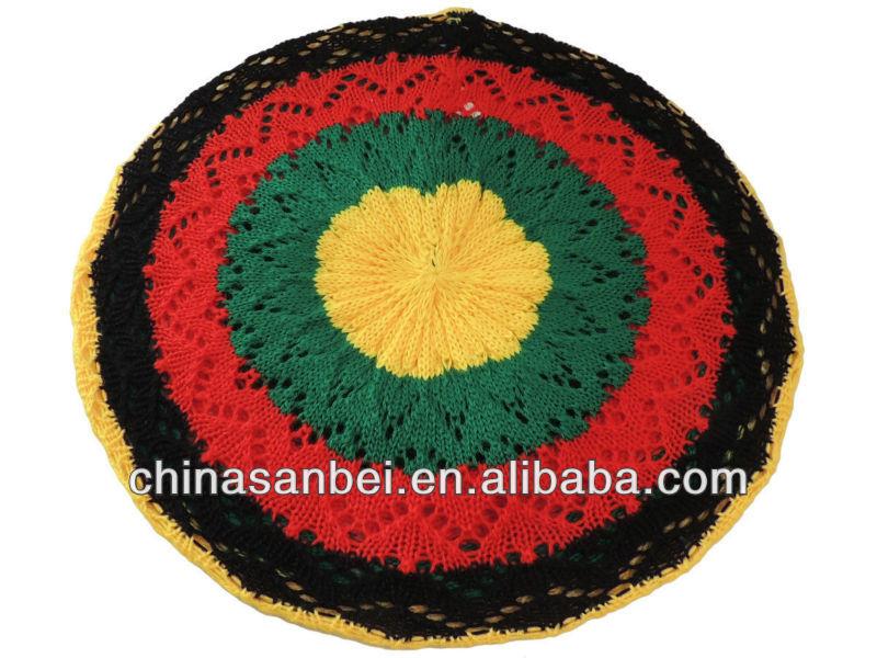 comment tricoter un bonnet bob marley