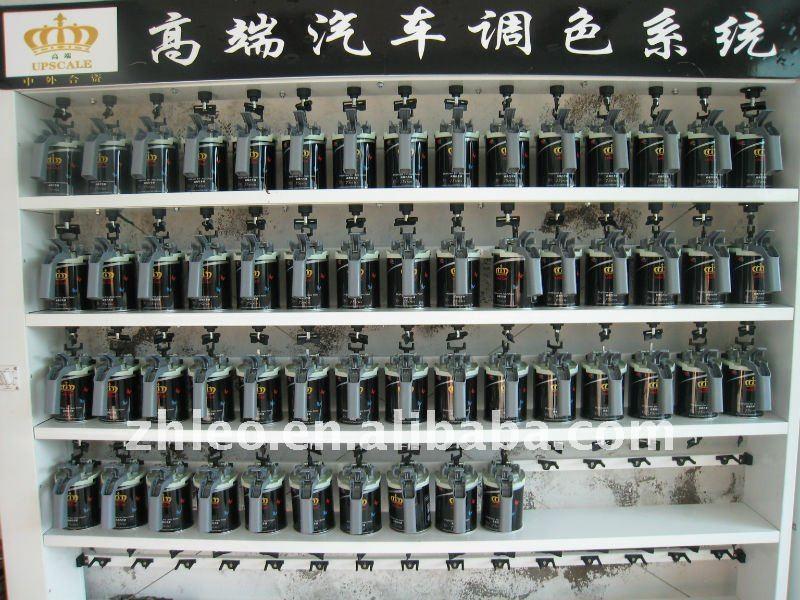 automotive paint mixing machine