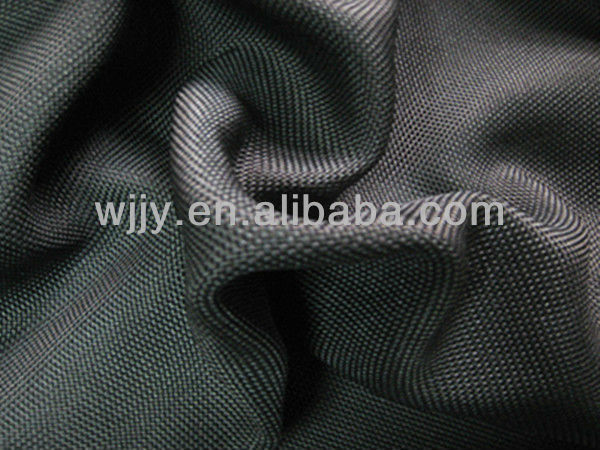 300D plain DTY polyester oxford fabric for hat fabric